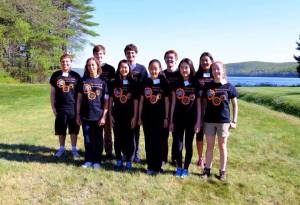 Newton North High School was the overall winner of the 2015 Mass. Envirothon.