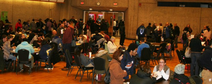 lunch and resource fair